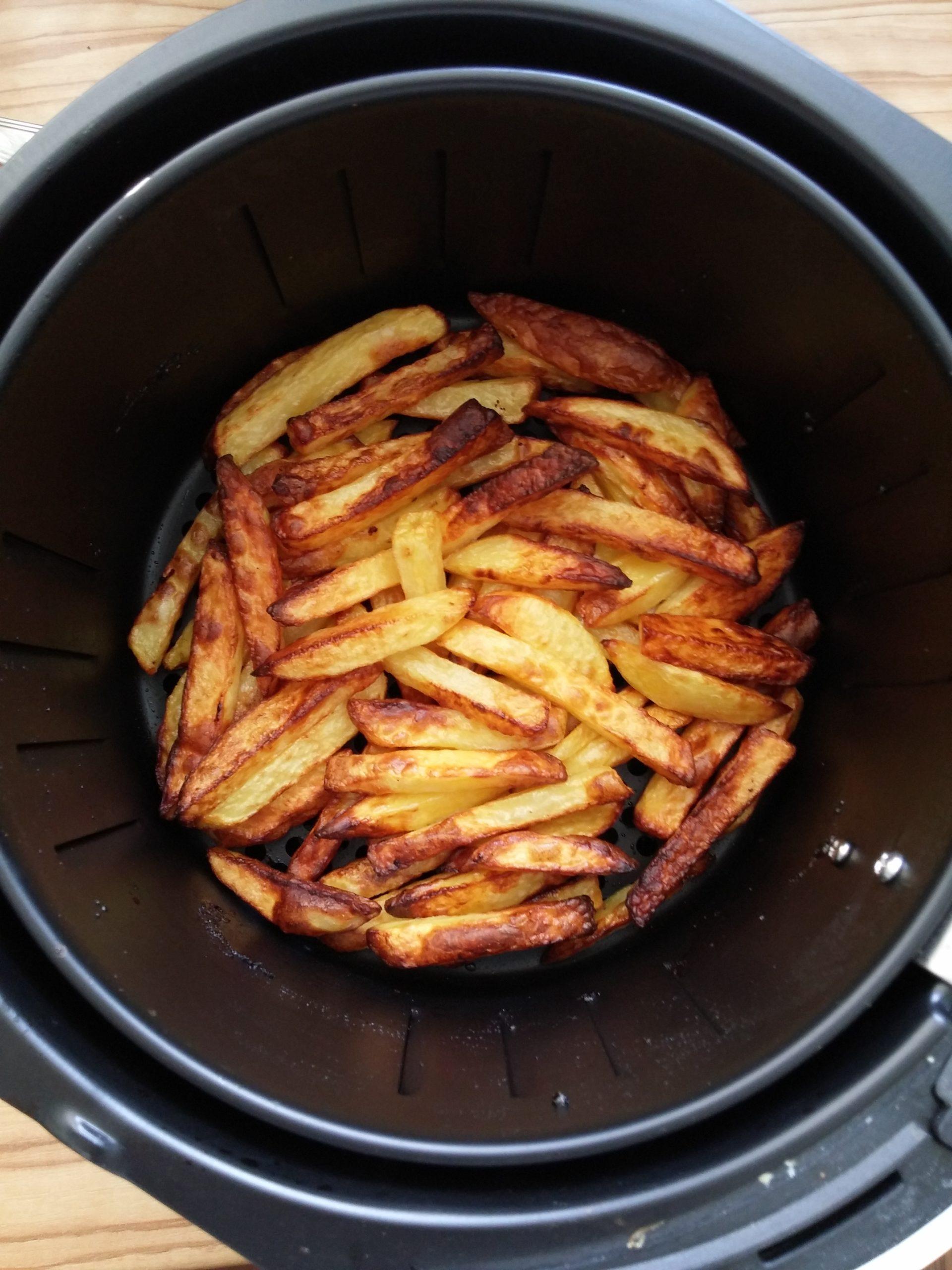 Картошка в аэрогриле