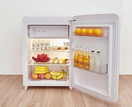 Маленький холодильник