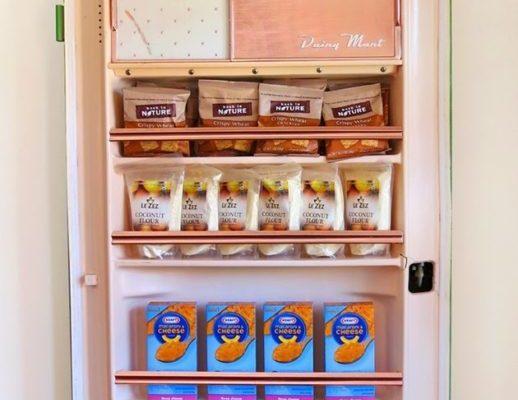 Полка для приправ из холодильника