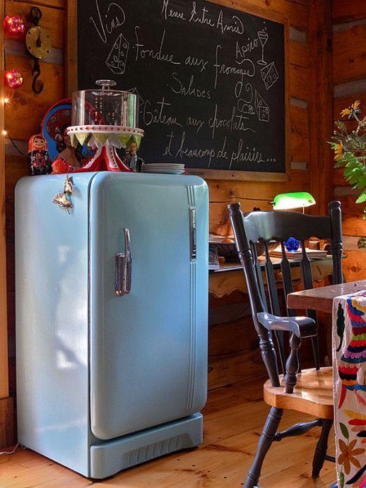 Ретрохолодильник