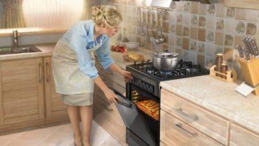Как выбрать газовую плиту с хорошей духовкой