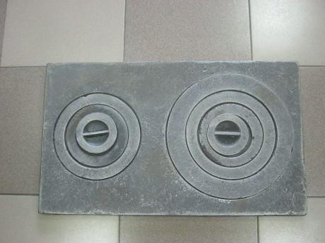 Чугунная плита