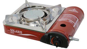 Керамическая газовая плита