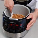 Как приготовить гречку в мультиварке