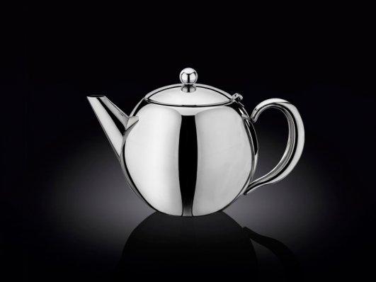 Стальной заварочный чайник