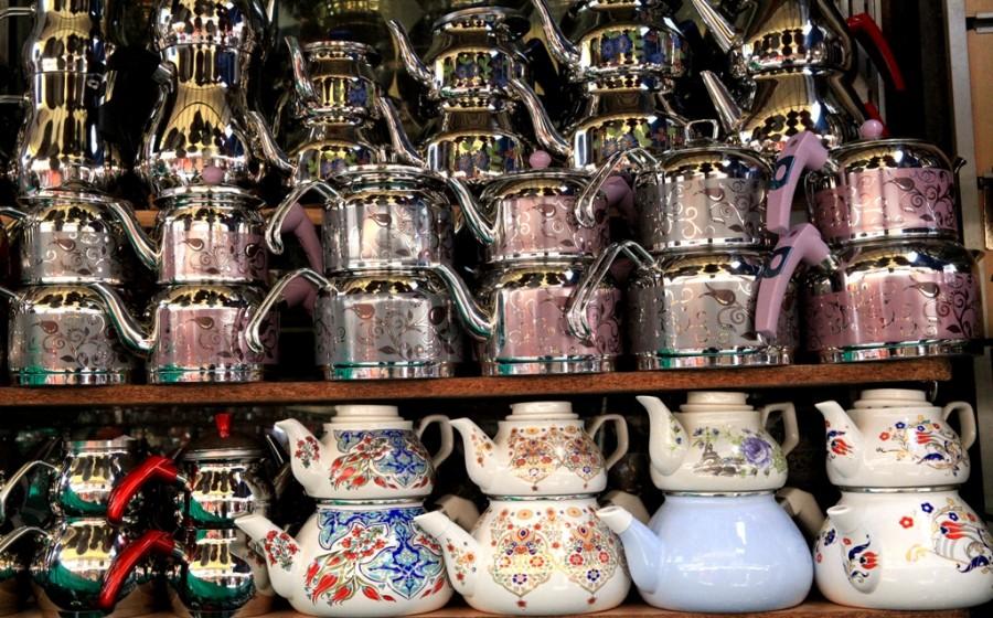 Турецкие чайники