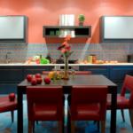 Сочетание цветов кухни