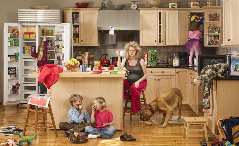 Ненужные вещи на кухне