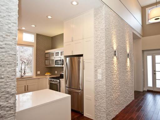 Стены на кухне